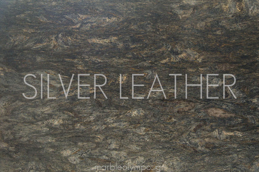 Silver Leather Marble - Μάρμαρο Silver Leather | Μάρμαρα Όλυμπος - Marble Olympos